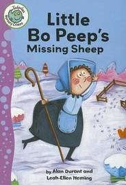 Little Bo-Peep's Missing Sheep by Alan Durant