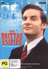 Brittas Empire, The - Complete Series 1 on DVD image