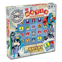 Top Trumps Match - DC Comics