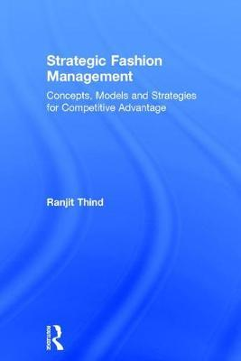 Strategic Fashion Management by Ranjit Thind image