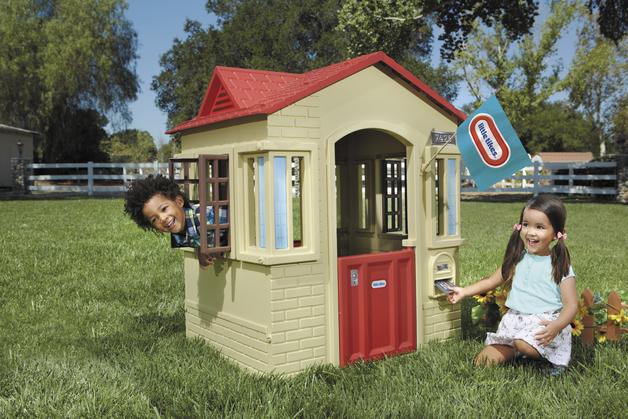 Little Tikes: Cape Cottage Playhouse - Tan