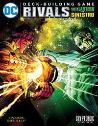 DC Comics: Rivals DBG - Green Lantern vs Sinsestro