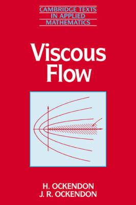 Viscous Flow by Hilary Ockendon image