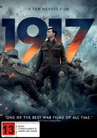 1917 on DVD image