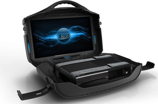 GAEMS Vanguard G190 Portable Gaming Monitor for PS4, Xbox One