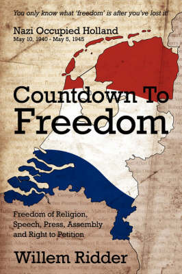 Countdown To Freedom by Willem Ridder image