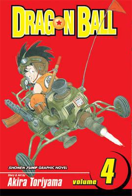 Dragon Ball: v. 4 by Akira Toriyama image