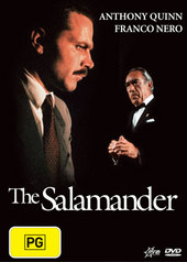 The Salamander on DVD