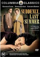 Suddenly Last Summer on DVD