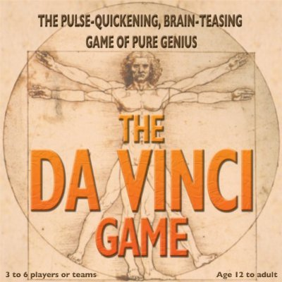 The Da Vinci Game