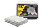 Woodland Scenics Plaster Cloth Sheets