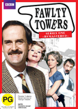 Fawlty Towers: Series 1 - Remastered on DVD
