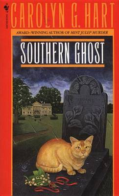 Southern Ghost by Carolyn G Hart image