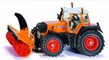 Siku: Tractor with Snow Cutter Blower