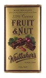 Whittaker's Fruit & Nut Block - 250g