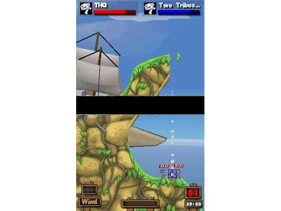 Worms: Open Warfare 2 for Nintendo DS image