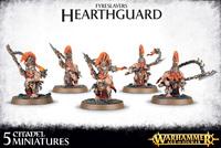 Fyreslayers Auric Hearthguard/ Hearthguard Berserkers