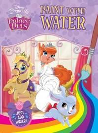 Disney Princess Palace Pets Paint with Water