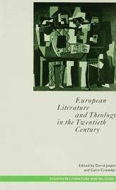 Literature and Theology in the Twentieth Century image