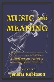Music and Meaning image