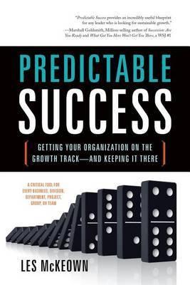 Predictable Success by Les McKeown image
