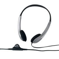 Verbatim Multimedia Headset with Volume Control