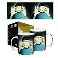 Star Trek Live Long and Prosper Mug (325ml)