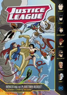 Justice League Pack A of 4 by Derek Fridolfs image