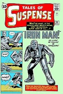 The Invincible Iron Man Vol.1 by Larry Lieber image