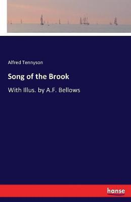 Song of the Brook by Alfred Tennyson image