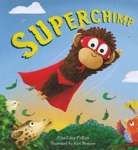 Storytime: Superchimp by Giles Paley-Phillips image