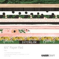 """Kaisercraft: Fleur - 6.5"""" Paper Pad"""