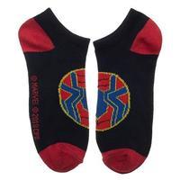 Marvel: Iron-Spider - Junior Ankle Socks (3-Pack) image