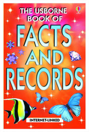 Usborne Book of Facts and Records by Phillip Clarke image