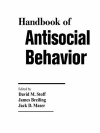 Handbook of Antisocial Behavior image