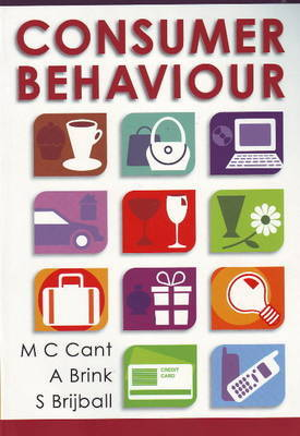 Consumer behaviour by Michael Cant image
