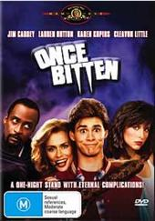 Once Bitten on DVD