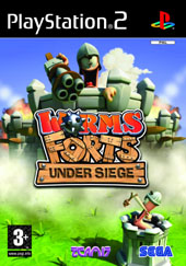 Worms Forts Under Siege for PS2