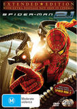 Spider-Man 2.1 - All-New Extended Cut (2 Disc Set) on DVD