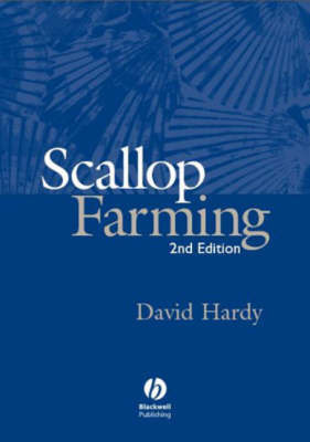 Scallop Farming by David Hardy