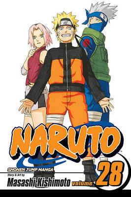 Naruto, Volume 28 by Kishimoto Masashi