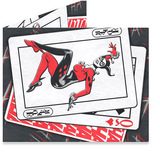 Batman - Harley Card Mighty Wallet