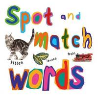 Spot and Match Words by David Stewart