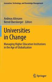 Universities in Change