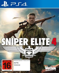 Sniper Elite 4 for PS4 image