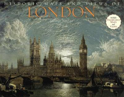 Historic Maps and Views of London by George Sinclair image