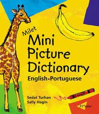 Milet Mini Picture Dictionary (portuguese-english) by Sedat Turhan image