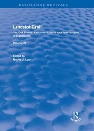 Lancelot-Grail: Volume 4 image