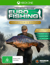 Euro Fishing Collector's Edition for Xbox One
