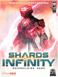 Shards of Infinity - Deck Building Game
